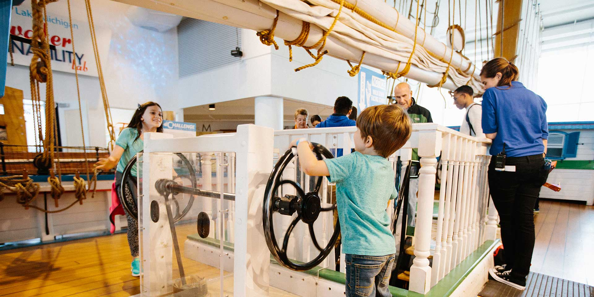 The Challenge at Discovery World